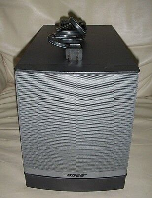 Bose Companion 3 Series II Multimedia Speaker System Subwoofer
