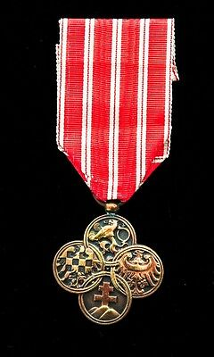 Czech WW1 Medal 1914-1918 War Cross, Czechoslovakia WWI