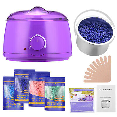 Hair Removal Hard Wax Beans For Electric Hot Wax Warmer Pot Machine Spa Tool Kit