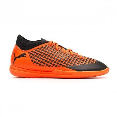 Shocking Chaussure 4 Black Puma Futsal De It 2 Future Enfant Orange jSVUMzLqpG