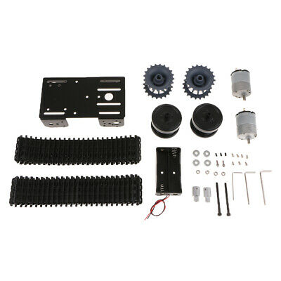 DIY TP101 Robot Car Electronics Parts Kit Tank Chassis Platform Arduino