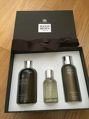 Molton Brown Tobacco Absolute Ultimate Gift Set
