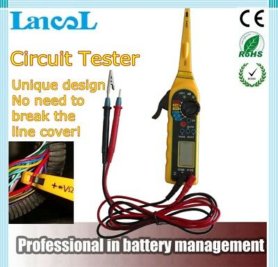 3in1 Car Auto Circuit Tester Multi-function Electrical Multimeter 12V test Lamp