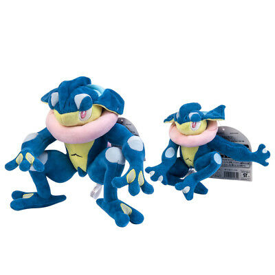 Pokemon Center Greninja Plush Toy Gekoga Stuffed Animal Doll Gift - 6 In,12 In