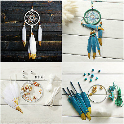 DREAM CATCHER diy kit from a Navajo reserve traditional materials lat-d11
