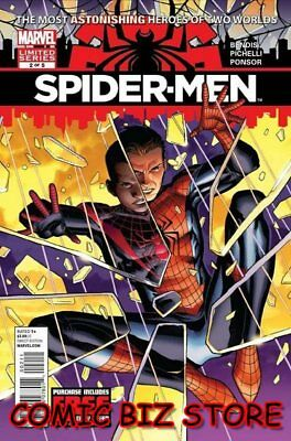Spider-Men #2 (2012) 1St Printing Bagged & Boarded Marvel Comics