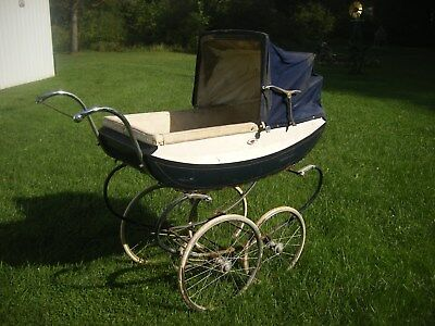 Vintage Pedigree Baby Stroller Buggy Carriage