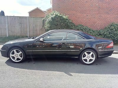 Mercedes cl500 amg line Ultra LOW MILES WARRANTY MOT c215 w215 cl55 cl600