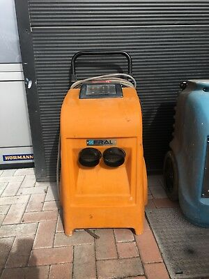 FRAL FRD44 INDUSTRIAL DEHUMIDIFIER 240V With Target Drying Blowers