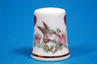 TCC Kudo Japan 'Humming Bird' China Thimble B/107