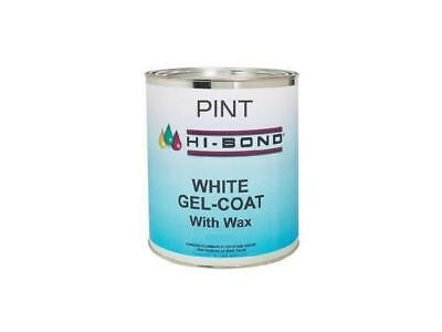 Hi-Bond Boat Marine Gel Coat With Wax 1 Pint For Use Over Fiberglass Surfaces