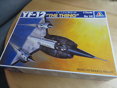 "~*~Selten - YF-12 ""The Thing"" 1/72~*~"