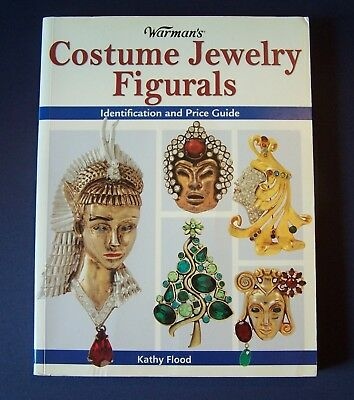 Warman's Costume Jewelry Figurals Identification and Price Guide by Kathy Flood