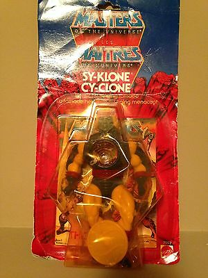 """Vintage Masters of the Universe (One)MOTU """"SY-Klone"""" MOC 1980's He Man"""