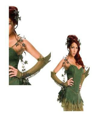 4e5ee2551a11a Sexy Poison Ivy DC Comics Pesky Villain Cosplay Adult Womens Costume N19