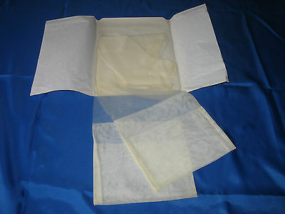 TOP-RAR: 50er US-Nylonstrümpfe *Essés Maid*Gr. 8 1/2* Stockings Nylon Perlons(3a