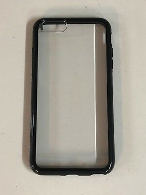OtterBox Symmetry Series Case For iPhone 6 Plus 6s Plus Black Crystal Clear