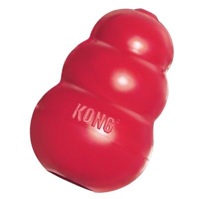 KONG Classic Red Original Rubber Dog Chew all sizes
