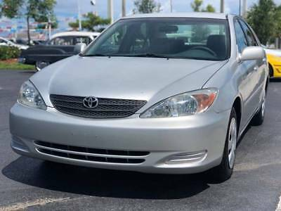 2002 Toyota Camry  2002 Toyota Camry LE 4dr 113K Miles  2.4L I4 Clean Title Drives Great Florida