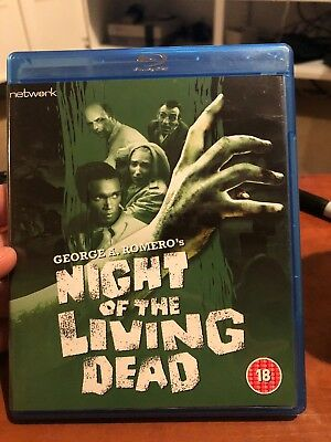 Night of the Living Dead (Blu-ray Disc, 2009)