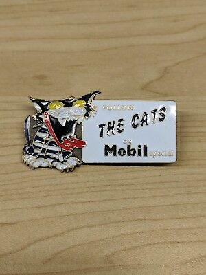 Follow The Cats On Mobil Special Football Badge