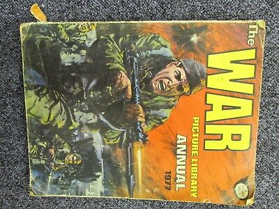 War Picture Library Annual 1977