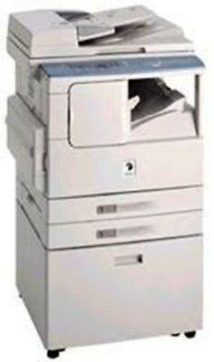 Canon iR1600 Photocopier with Reference Guide and Copying manuals