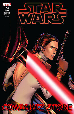 Star Wars #54 (2018) 1St Printing Bagged & Boarded Marvel Comics