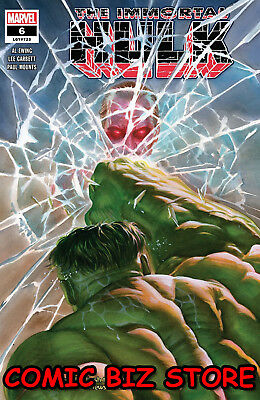 Immortal Hulk #6 (2018) 1St Printing Main Cover Bagged & Boarded Marvel Comics