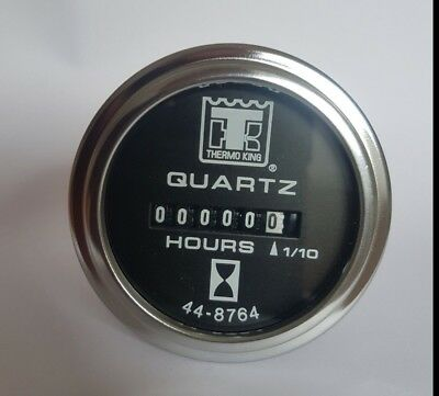 Quartz 85116 Engine Hour Counter New