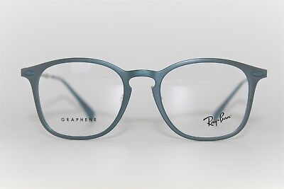 2afd5c55d52 New Authentic Ray-Ban Rb 8954 8030 Graphene Blue Frame Eyeglasses 48Mm  Rb8954