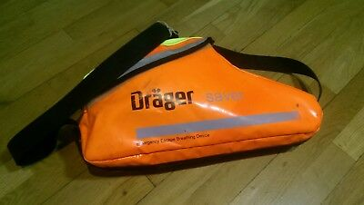 Drager Saver PP15 - Emergency Escape Breathing Apparatus (Soft Case)