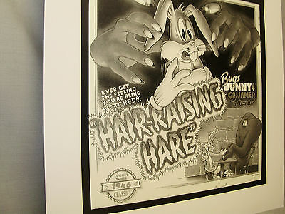 Bugs Gossamer Monster 1946 Hair-Raising Hare Looney Tunes