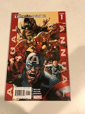 Ultimates 2 #1 2 3 4 5 6 7 8 9 10 11 12 13 Annual 1 Avengers Marvel comics VF/NM
