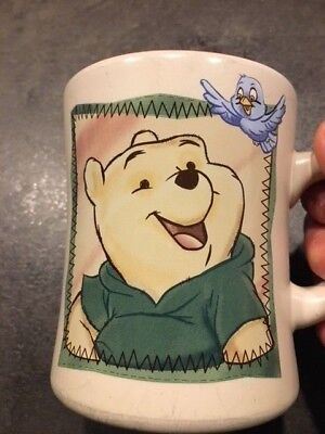 "Original Disney StoreTasse Winnie Pu ""Just a smackerel of honey""Winnie the Pooh"