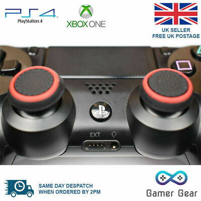 50 x Rubber Thumb Stick Cover Grip PS4 XBOX One Analog Controller B&R Wholesale