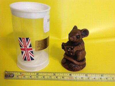 Church Mouse Bible Ornament OAKAPPLE DESIGNS Gift Collectable Cathedral carving
