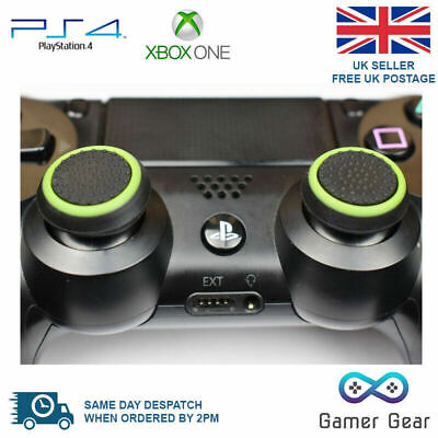 50 x Rubber Thumb Stick Cover Grip PS4 XBOX One Analog Controller B&G Wholesale