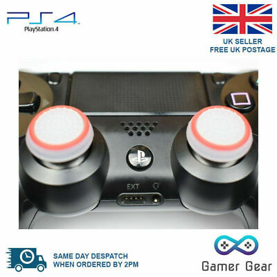 50 x Rubber Thumb Stick Cover Grip PS4 XBOX One Analog Controller W&R Wholesale