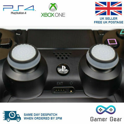 100 x Rubber Thumb Stick Cover Grip PS4 XBOX One Analog Controller W&B Wholesale