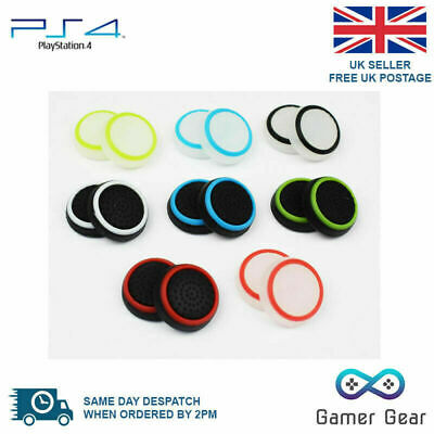 50 x Rubber Thumb Stick Cover Grip for PS4 XBOX One Analog Controller Wholesale