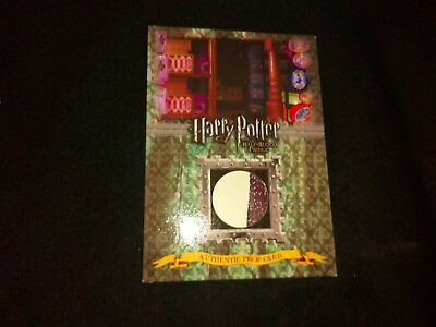 Harry Potter Half Blood Prince P7 Just Like That Hat Box Prop Card