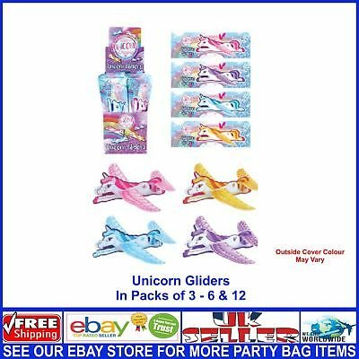 Kids Unicorn Gliders Job Lots Wholesale Party Bag Fillers Christmas Stocking