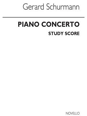 Instruction Books, Cds & Video Bliss Keyboard & Piano Concerto For Piano Miniature Score Piano Present Gift Sheet Music Book