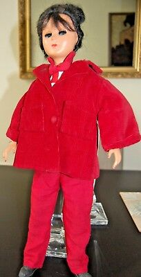 VINTAGE BONOMI JENNY DOLL! Rare and hard to find Beautiful Italian doll