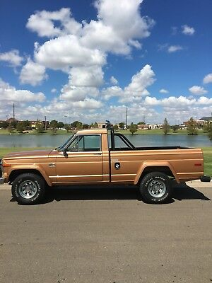 1984 Jeep Other  jeep j10 20