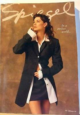 Vintage Spiegel 1994 Fall And Winter  Mail Order Catalog: Flip Book