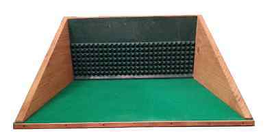 craps table with underlayment