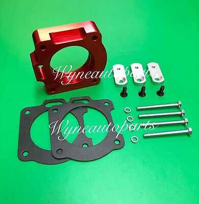 Poweraid Throttle Body Spacer fits 1994-1998 Ford Mustang 3.8L V6 400-519