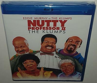 Nutty Professor Ii 2 The Klumps Brand New Sealed Region A Bluray Janet Jackson